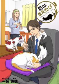 Cat Is Silver Vine