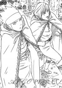 The Chronicle Of Seven manga