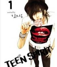 Teen Spirit manga