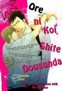 Ore Ni Koi Shite Dousunda manga