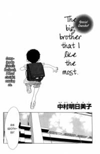 Boku no Suki na Nii-chan
