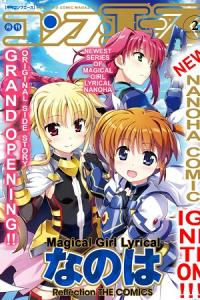 Magical Girl Lyrical Nanoha Reflection THE COMICS