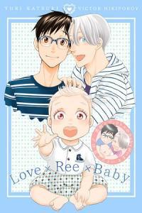 Yuri!!! on Ice dj: Love x Ree x Baby