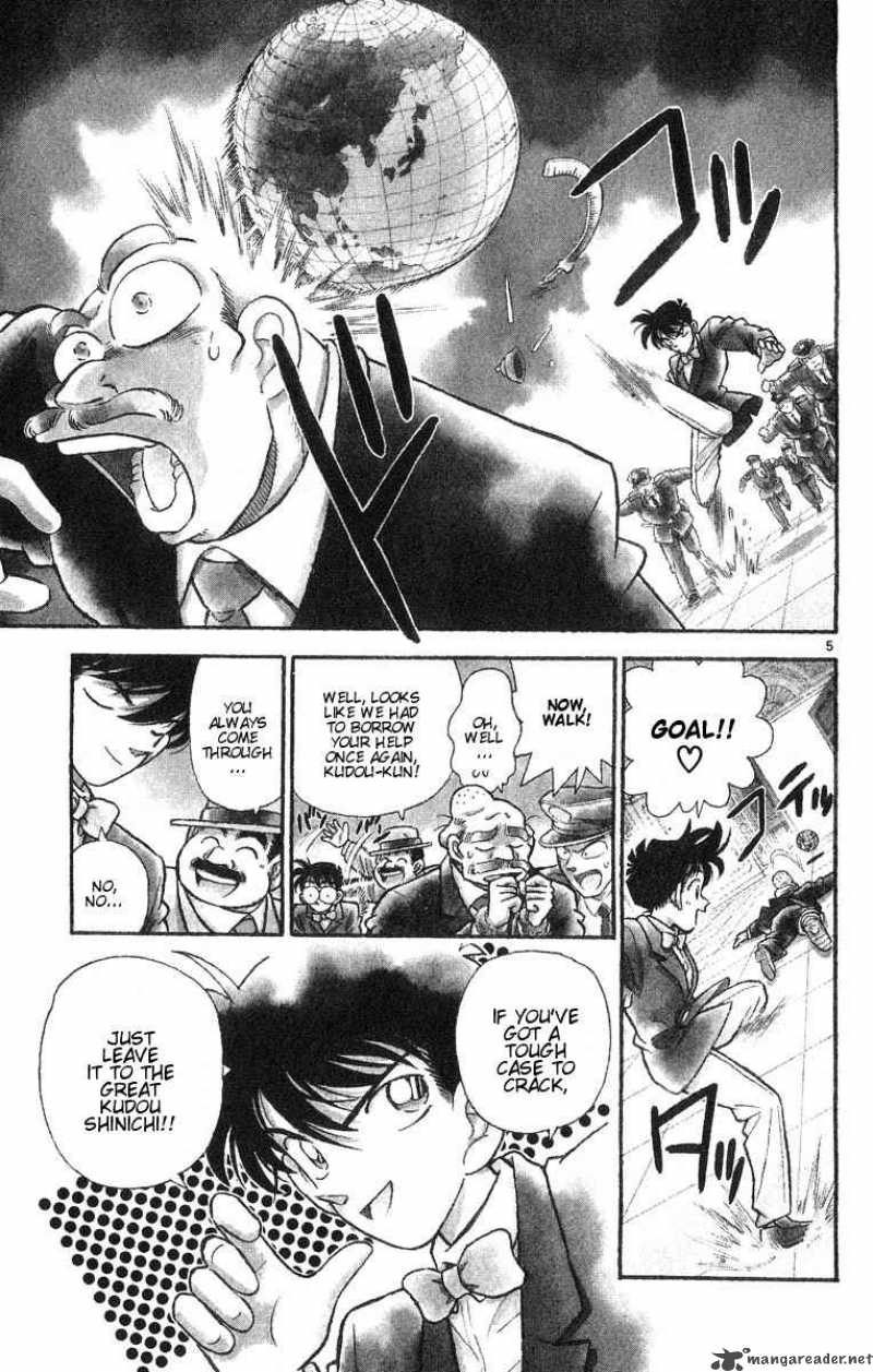 Detective Conan Ch.1 page 6 at www.Mangago.me