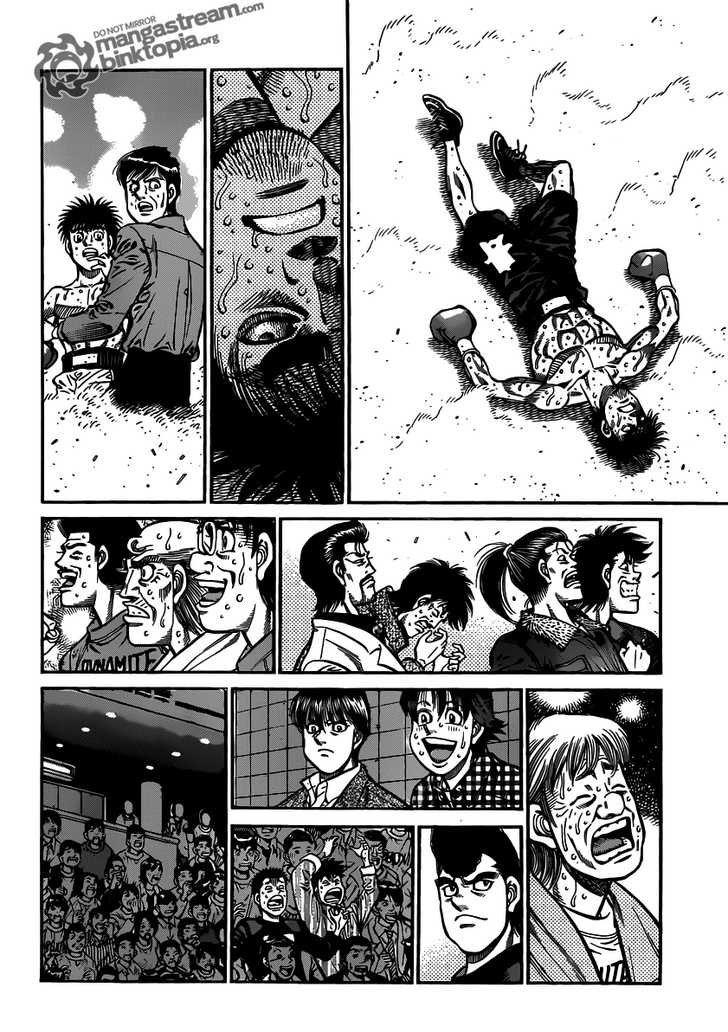 Hajime no Ippo - Chapter 939